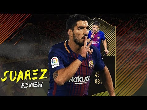 FIFA 18 - INFORM SUAREZ (93) PLAYER REVIEW