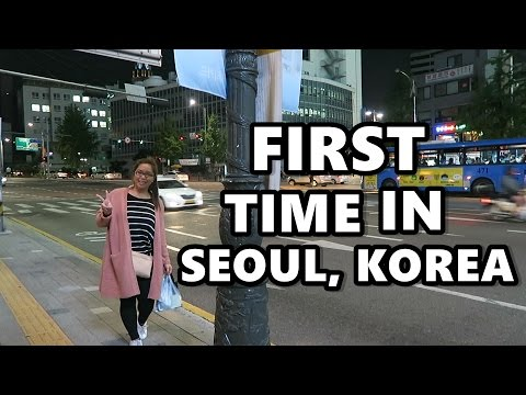 Thumbnail: My FIRST TIME in SEOUL KOREA! (Sept. 20, 2016) - saytioco