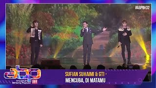 Sufian Suhaimi & GTI - Mencuba, Di Matamu | #ABPBH32