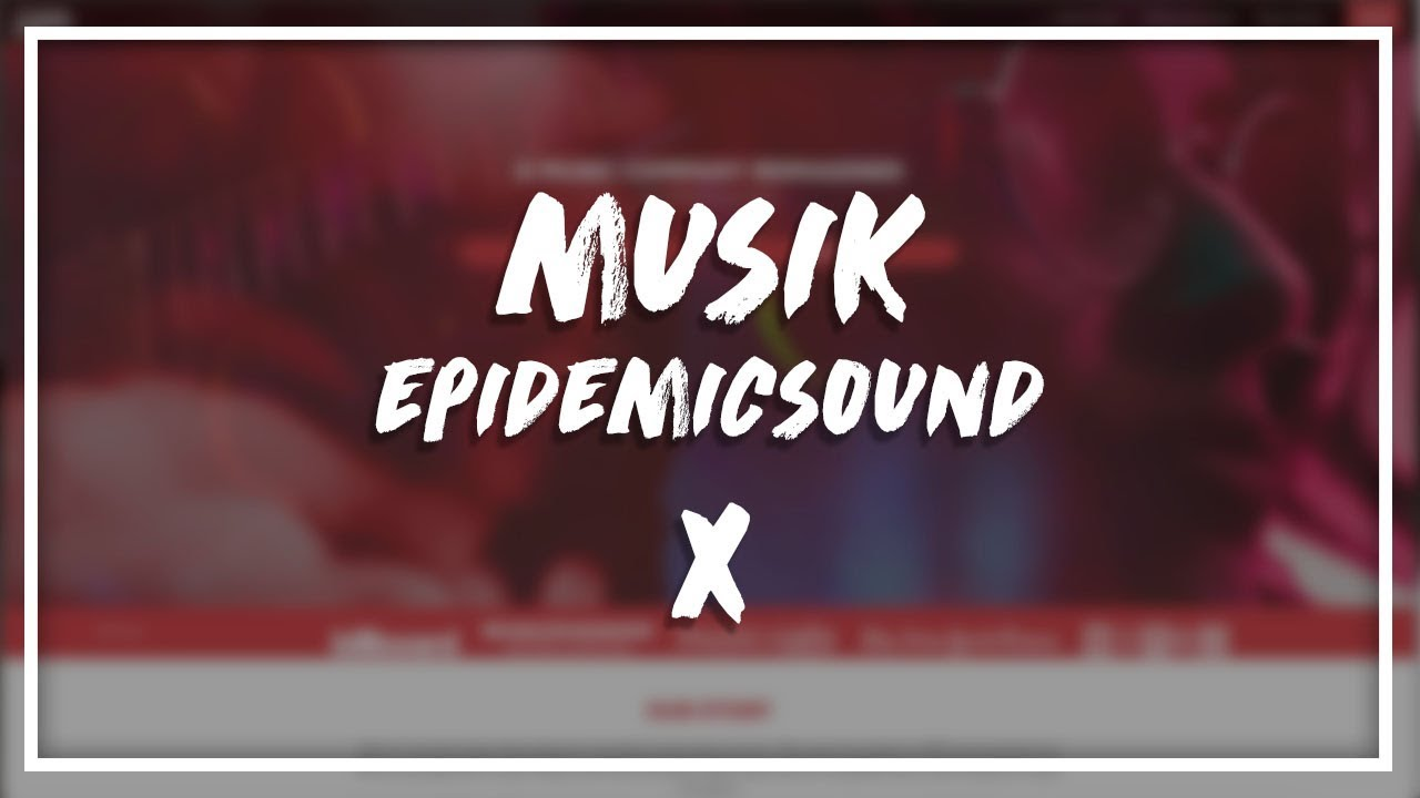 how to download from epidemicsound free