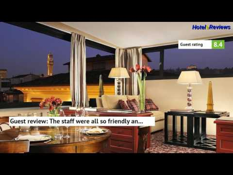 Helvetia&Bristol Firenze – Starhotels Collezione ***** Hotel Review 2017 HD, Tornabuoni, Italy
