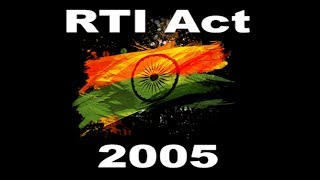 an introduction to the rti act