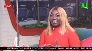 United Showbiz with Empress Nana Ama McBrown (05/09/2020)