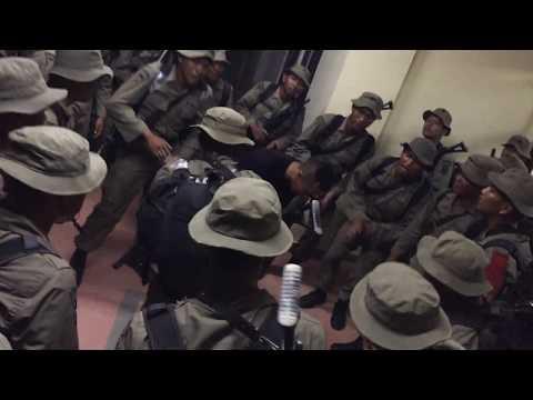 Tamtama Remaja Angkatan 42 Sat Brimob Polda Jambi