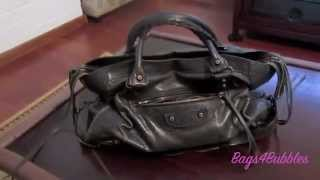 Bag of the Moment - What's in my Balenciaga City bag? Thumbnail