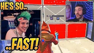 Baixar Ninja is AMAZED at How FAST NickMercs Can Build Now! - Fortnite Best and Funny Moments