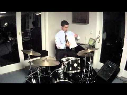 Brad Conant Drum Set Audition for Landau Music Inc.