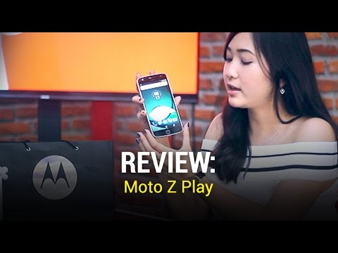 Unboxing + Review Moto Z Play #ShopBackReview