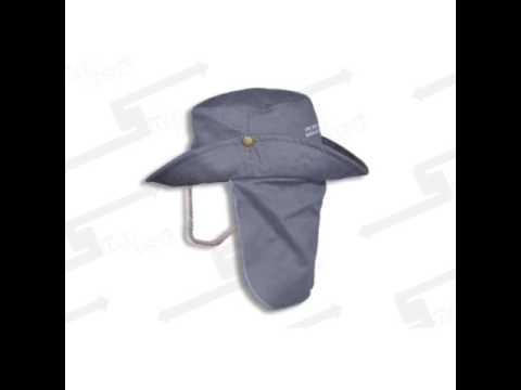 Chapéu com Proteção - YouTube 2573c9d7229