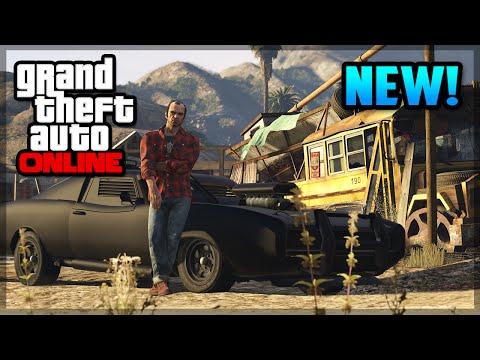 GTA 5 Online - NEW Monster Truck, Weapons, Cars, & More! (GTA ...