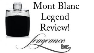 Mont Blanc Legend Review! Not Legendary