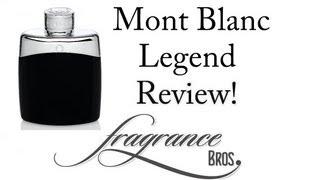 Mont Blanc Legend Review! Not Legendary