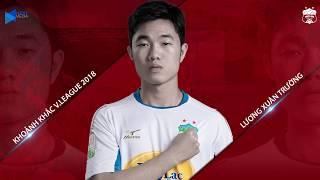 Nhìn lại dấu giày của Trường Híp tại V-league 2018 | HAGL Media