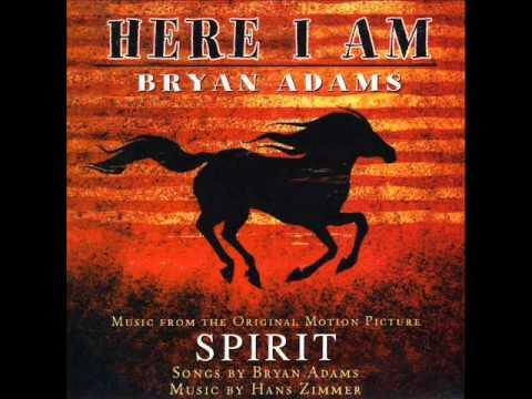 Spirit Stallion of the Cimarron (soundtrack)