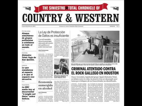 Siniestro Total - Country and western (Álbum completo)