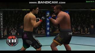 UFC 2010 Gameplay PPSSPP (PC Emulator)