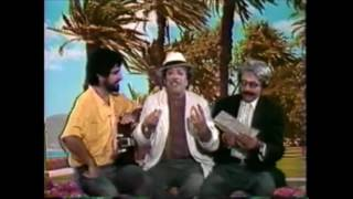 Harout Pamboukjian  Espeak English Comedy 1987
