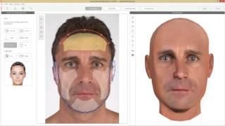 CrazyTalk 8 Tutorial – 3D Kopf aus zwei Fotos erstellen
