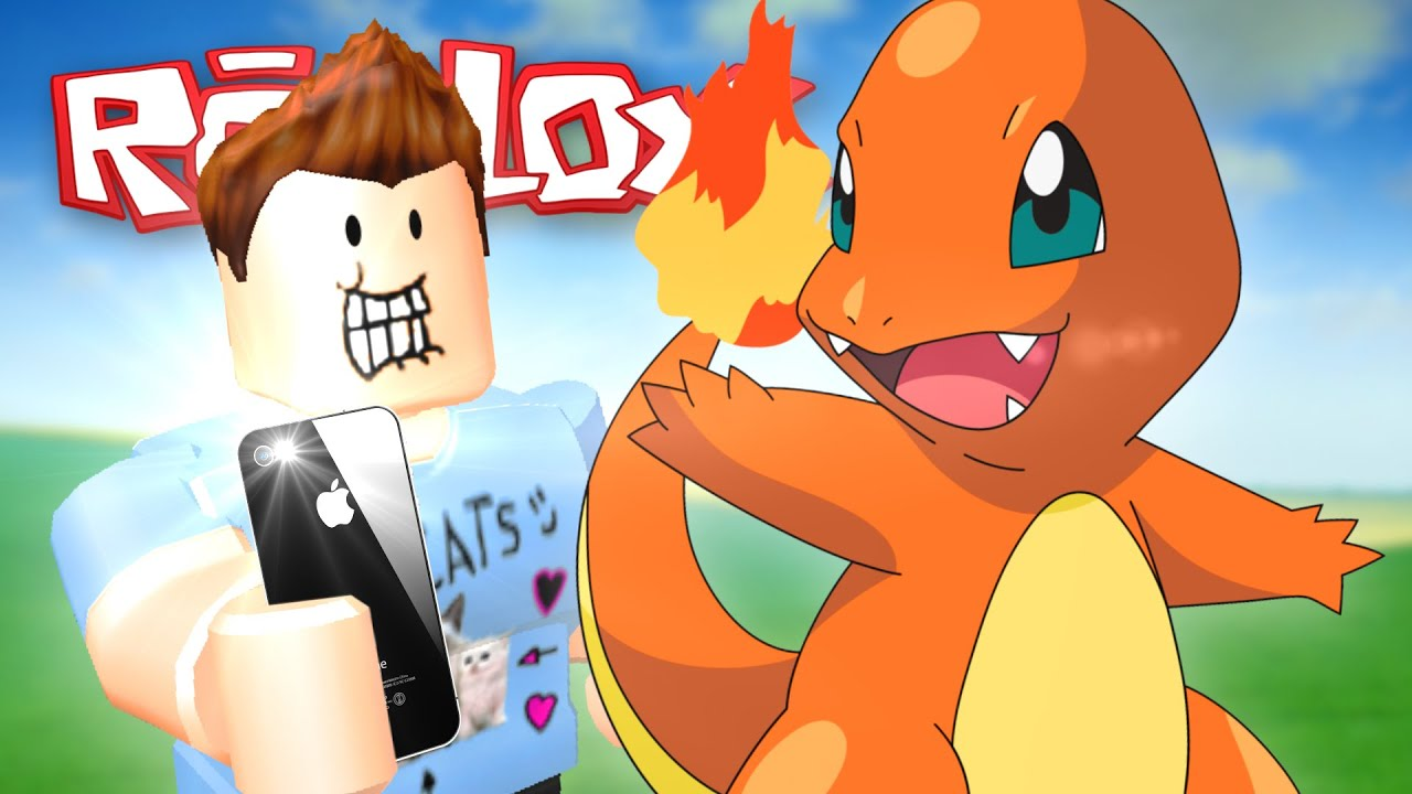 pokemon go in roblox