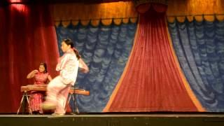 Swimming Dragon Close Hand and Guzheng