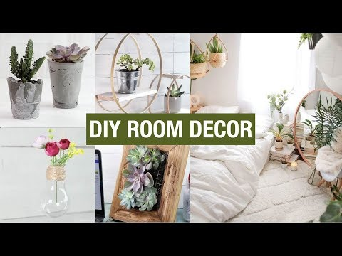 DIY ROOM DECOR 2019 | Easy Crafts at Home