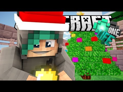 ALL I WANT FOR CHRISTMAS IS A GOD APPLE! - One Life SMP Season 3 Minecraft SMP - Ep.26