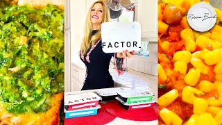 FACTOR Fresh Chef Prepared Meals to Home Paleo, Keto, Plant Based, Vegetarian, Review
