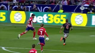 [Liga] Atletico Madrid vs Athletic Bilbao 2-0 - Gol e highlights - 18/02/2018 HD