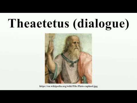 Theaetetus (dialogue)