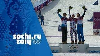 Snowboarding - Men's Parallel Slalom - Vic Wild Wins Gold | Sochi 2014 Winter Olympics