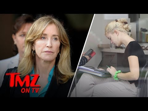 Felicity Huffman's Youngest Daughter Going to Vassar College, Scandal Free