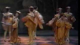 Baroque Dance: Fairy Queen III - Chinese Chaconne