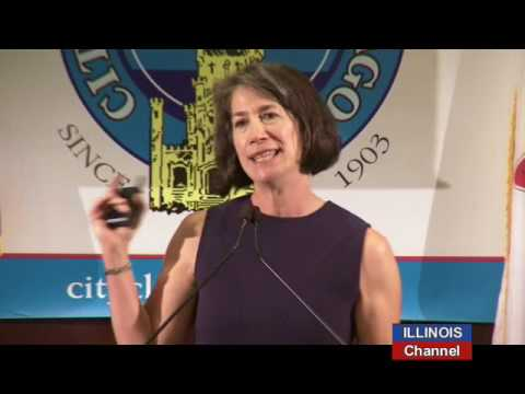 IL First Lady, Diane Rauner on Fighting Childhood Poverty in Illinois