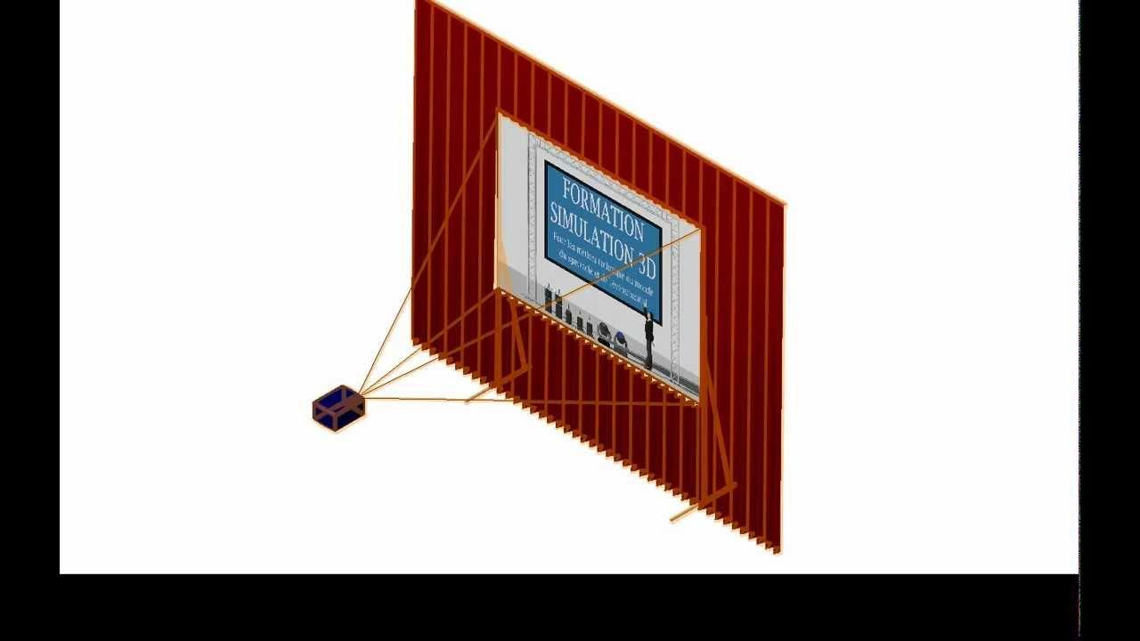 vectorworks spotlight tutorial outil vid o projecteur et. Black Bedroom Furniture Sets. Home Design Ideas