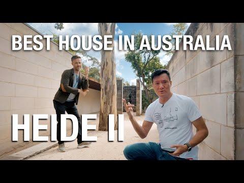 Heide II - Best House In Australia | Mid-Century Modern Masterpiece by McGlashan Everist Architects