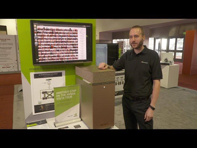 NVIDIA Volta Partner: Microway