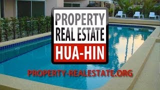 Freehold Condominium for sale in Hua Hin