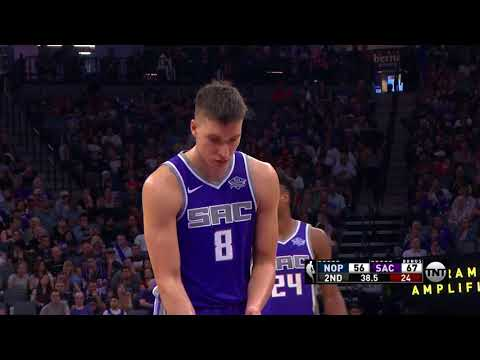 Bogdan Bogdanovic vs New Orleans Pelicans 26.10.2017 (10Pts)