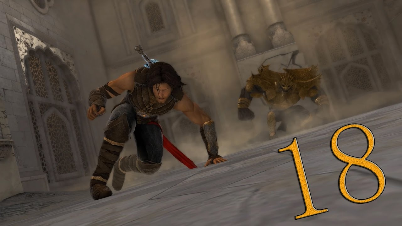The Palace & Magic Tornado - Prince of Persia: The Forgotten Sands - Part  18 - YouTube