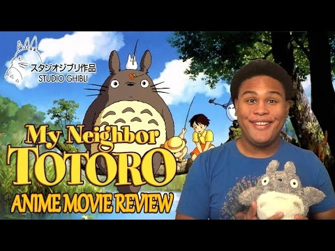 My Neighbor Totoro Review