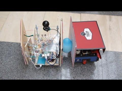 Elektrik ve Elektronik Mühendisliği Bölümü Yıl Sonu Projeleri Videosu