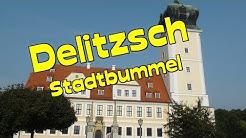 🏰Delitzsch in Sachsen🏰😃Stadtrundgang  &  Sehenswürdigkeiten-Reiseführer *Video