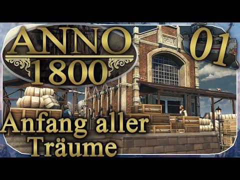 der-anfang-aller-trÄume-⛴-anno-1800-⛴-#1-(deutsch,-german)-let's-play