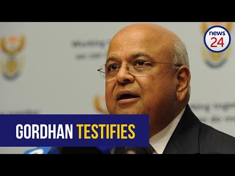 WATCH LIVE: Pravin Gordhan testifies at SARS commission of inquiry