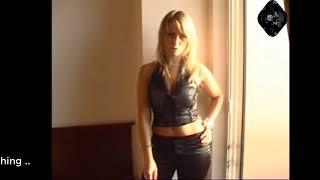 Smoking girl #055-Smoking fetish girl-beautiful smoking girl-smoking model-Golden Hair smokers girl