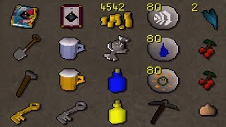 The Underground World of OSRS Speedrunning! - Fastest Tutorial Island, Camo Top and Champions Guild!