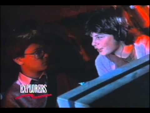 Explorers Trailer 1985