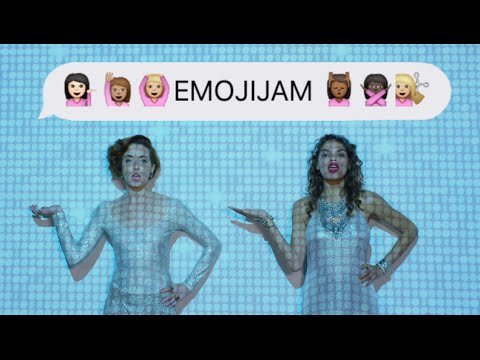 EMOJIJAM I new iOS 9.1 emoji  I  Where