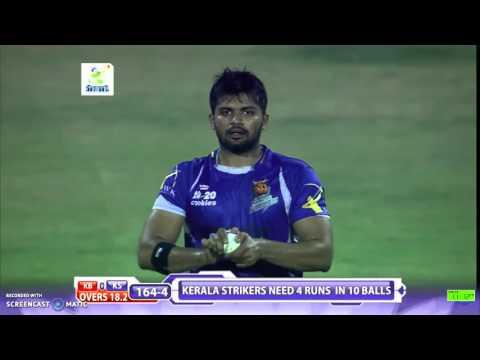 Kerala Winning moments- CCL6 vs Karnataka