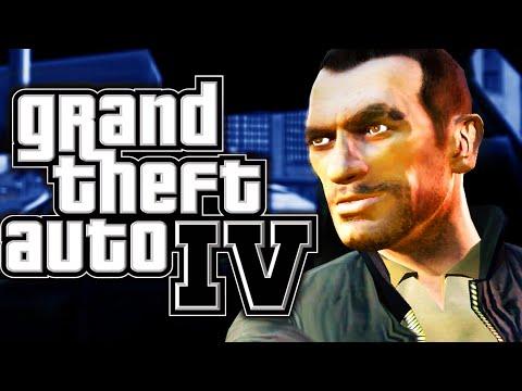 Rockstar Games Is Working On GTA IV